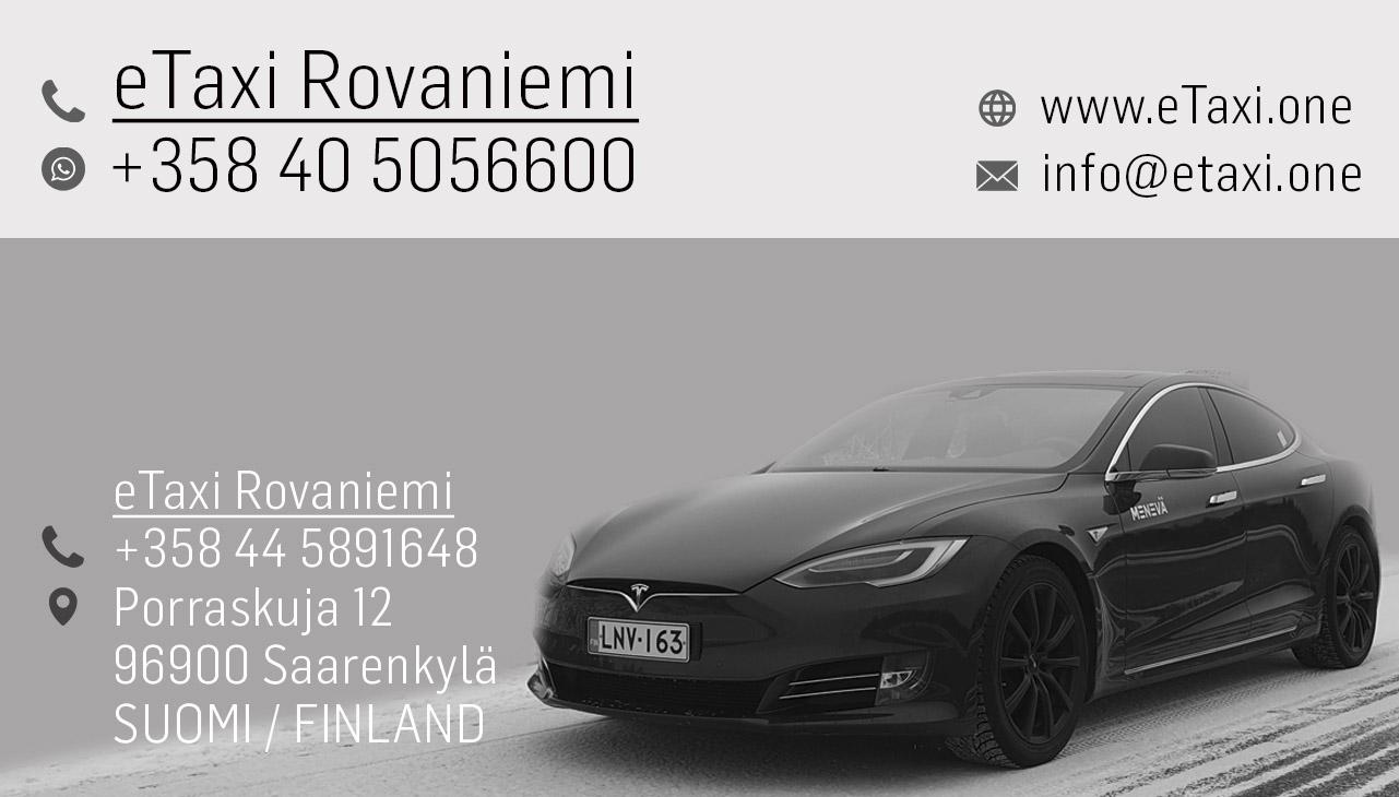 eTaxi Rovaniemi